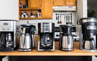 Рейтинг лучших кофеварок и кофемашин на 2021 год