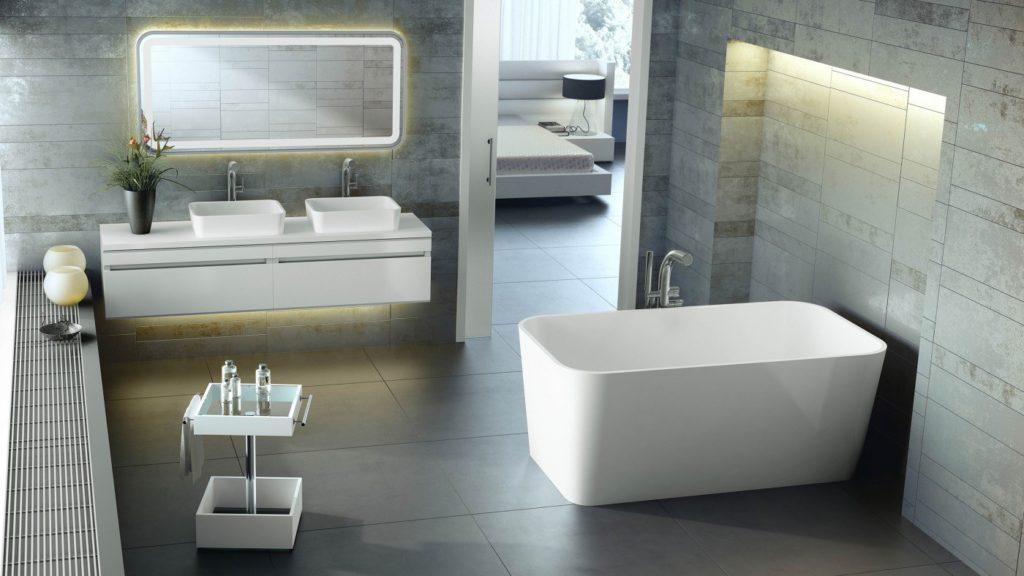 Лучшие акриловые ванные