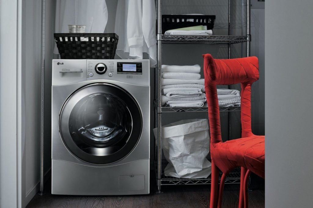 Дучшие стиральные машины LG